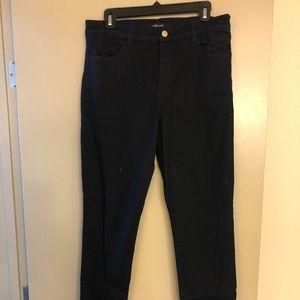 NEW J Brand - Maria High Waist Skinny Jeans